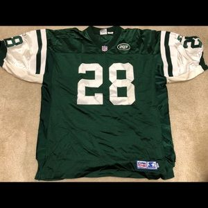 Official Curtis Martin Jersey by Starter, Size 54